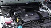 Volkswagen Polo GTI engine at IAA 2015