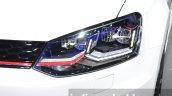 Volkswagen Polo GTI headlamp left at IAA 2015