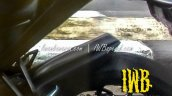 Yamaha MT-15 spied Indonesia rear seat
