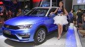 Zotye S21 at the 2014 Chengdu Motor Show