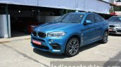 2015 BMW X6 M front three quarter launched in India