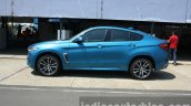 2015 BMW X6 M side launched in India