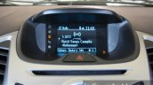 2015 Ford Figo SYNC display first drive review