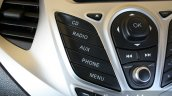 2015 Ford Figo SYNC settings first drive review