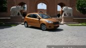 2015 Ford Figo first drive front three quarter (1) review