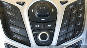 2015 Ford Figo first drive navigation dial review