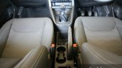 2015 Ford Figo floor console first drive review