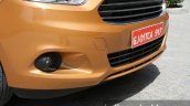 2015 Ford Figo fog lamp first drive review
