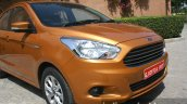 2015 Ford Figo front end first drive review