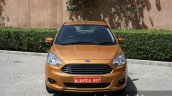2015 Ford Figo front first drive review