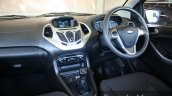 2015 Ford Figo interior (1) first drive review