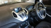 2015 Ford Figo interior first drive review