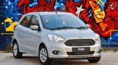 2015 Ford Figo launched front quarter in South Africa