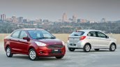 2015 Ford Figo launched in South Africa
