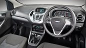 2015 Ford Figo launched interior in South Africa