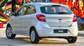 2015 Ford Figo rear launched in South Africa