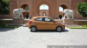 2015 Ford Figo side far first drive review