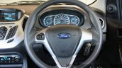 2015 Ford Figo steering wheel first drive review