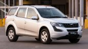 2015 Mahindra XUV500 front three quarter W4 launched in South Africa