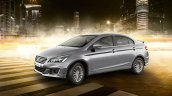 2015 Maruti Ciaz RS front quarter launched