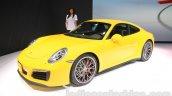 2015 Porsche Carrera 4S front three quarter at 2015 Tokyo Motor Show
