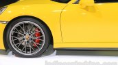 2015 Porsche Carrera 4S front wing at 2015 Tokyo Motor Show