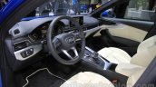 2016 Audi A4 dashboard at the 2015 Tokyo Motor Show