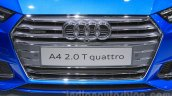 2016 Audi A4 grille at the 2015 Tokyo Motor Show