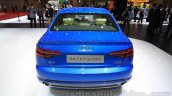 2016 Audi A4 rear at the 2015 Tokyo Motor Show