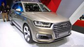 2016 Audi Q7 e-tron at the 2015 Tokyo Motor Show