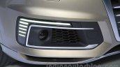 2016 Audi Q7 e-tron foglight at the 2015 Tokyo Motor Show