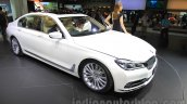 2016 BMW 7 Series front three quarter at the 2015 Tokyo Motor Show