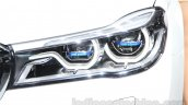 2016 BMW 7 Series laser headlamps at the 2015 Tokyo Motor Show
