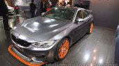 2016 BMW M4 GTS front quarter at the 2015 Tokyo Motor Show