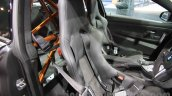 2016 BMW M4 GTS front seats at the 2015 Tokyo Motor Show