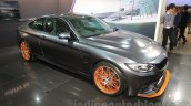2016 BMW M4 GTS front three quarter at the 2015 Tokyo Motor Show