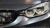 2016 BMW M4 GTS headlamp at the 2015 Tokyo Motor Show