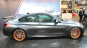 2016 BMW M4 GTS side at the 2015 Tokyo Motor Show