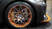 2016 BMW M4 GTS wheel at the 2015 Tokyo Motor Show