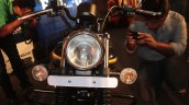 2016 Bajaj Avenger 150 Street head lamp launched