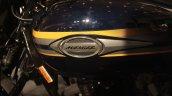2016 Bajaj Avenger 150 Street tank logo launched