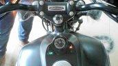 2016 Bajaj Avenger Street spied speedometer