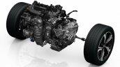 2016 Honda CIvic drivetrain