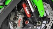 2016 Kawasaki Ninja ZX-10R disc brake at 2015 Tokyo Motor Show