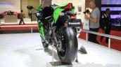 2016 Kawasaki Ninja ZX-10R rear quarter at 2015 Tokyo Motor Show