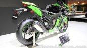 2016 Kawasaki Ninja ZX-10R rear quarters at 2015 Tokyo Motor Show