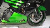 2016 Kawasaki Ninja ZX-14R engine at 2015 Tokyo Motor Show