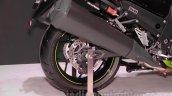 2016 Kawasaki Ninja ZX-14R exhaust at 2015 Tokyo Motor Show