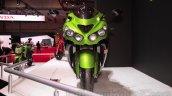 2016 Kawasaki Ninja ZX-14R front at 2015 Tokyo Motor Show