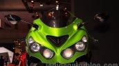 2016 Kawasaki Ninja ZX-14R headlight at 2015 Tokyo Motor Show